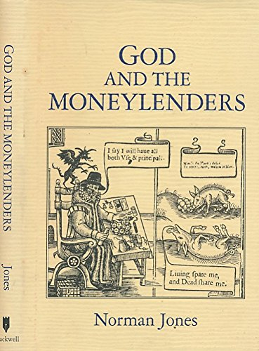9780631160182: God and the Moneylenders: Usury and the Law in Early Modern England