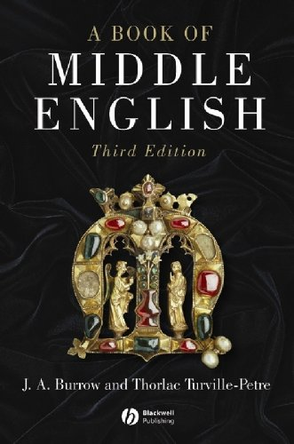9780631160977: A BOOK OF MIDDLE ENGLISH