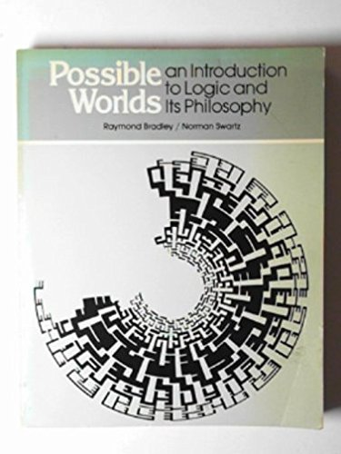 9780631161400: Possible Worlds: Introduction to Logic and Its Philosophy