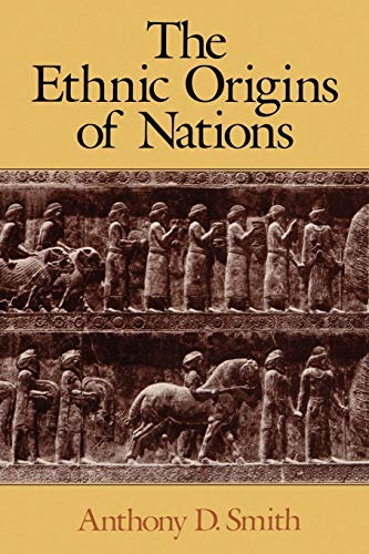 9780631161691: The Ethnic Origins of Nations