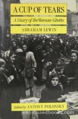 9780631162155: A Cup of Tears: A Diary of the Warsaw Ghetto
