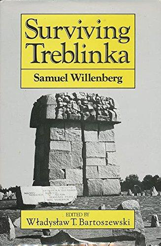 9780631162612: Surviving Treblinka