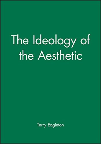 9780631163022: The Ideology of the Aesthetic