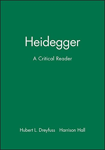 9780631163428: Heidegger: A Critical Reader (Blackwell Critical Readers)