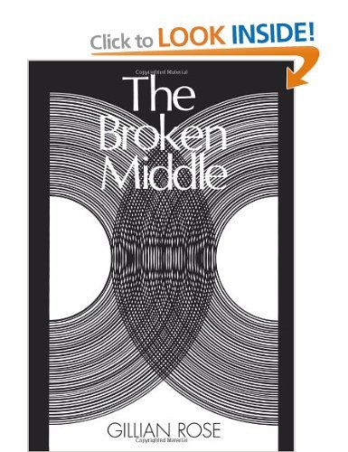 9780631163596: The Broken Middle: Out of Our Ancient Society