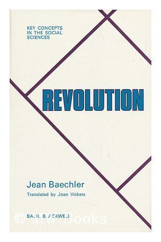 9780631164401: Revolution (Key Concepts in Social Science)