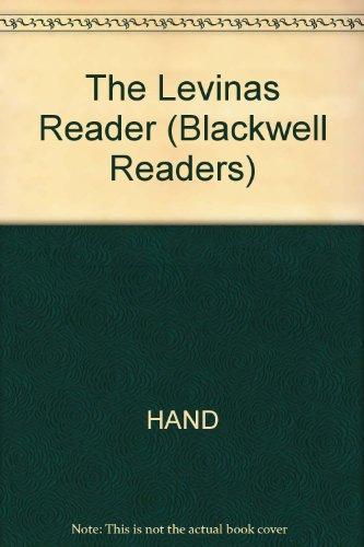 The Levinas Reader (Blackwell Readers): Levinas, Emmanuel
