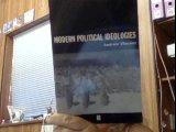 Modern Political Ideologies: Andrew Vincent