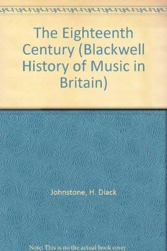 9780631165194: Eighteenth Century (Blackwell History of Music)