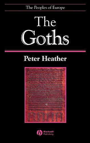 9780631165361: The Goths