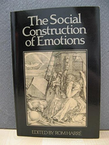 9780631165859: The Social Construction of Emotions