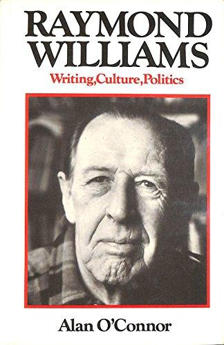 9780631165897: Raymond Williams: Writings, Culture, Politics