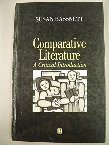 9780631167044: Comparative Literature