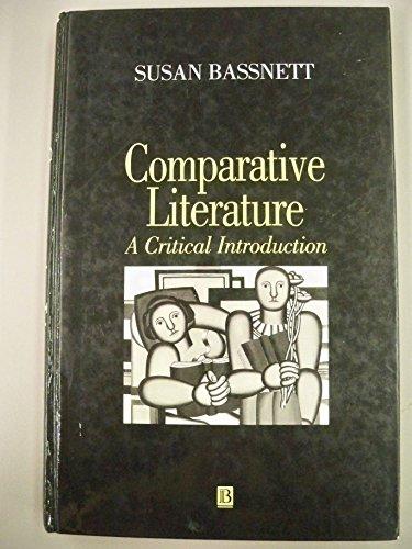 9780631167044: Comparative Literature