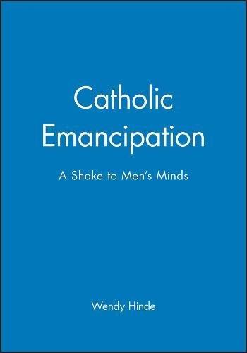 9780631167839: Catholic Emancipation: A Shake to Men's Minds