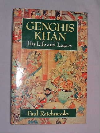 9780631167853: Genghis Khan: His Life and Legacy