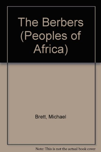9780631168522: The Berbers (The Peoples of Africa)
