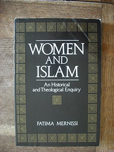 9780631169055: Women and Islam: An Historical and Theological Enquiry