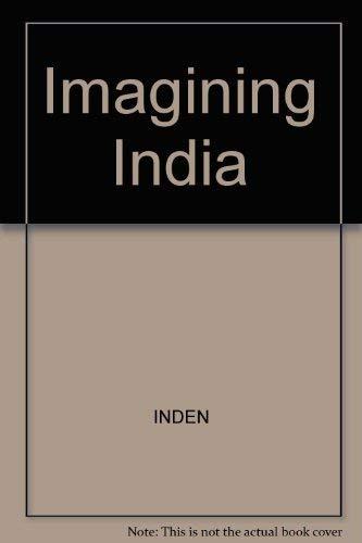 9780631169239: Imagining India