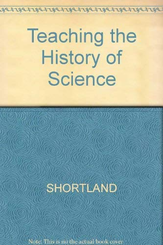 9780631169772: Teaching the History of Science
