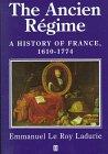9780631170280: Ancien Regime (History of France)