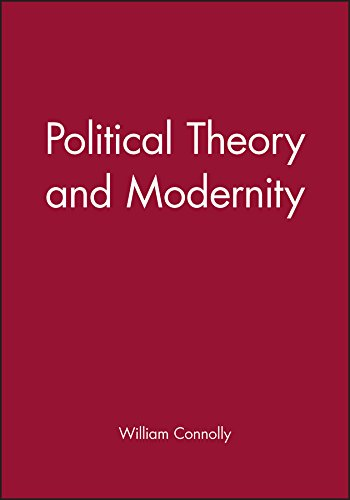 9780631170341: Political Theory and Modernity