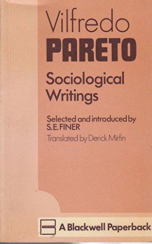 9780631170808: Sociological Writings