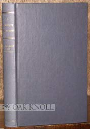 A Prehistoric Bibliography: Wilfrid Bonser , June Troy