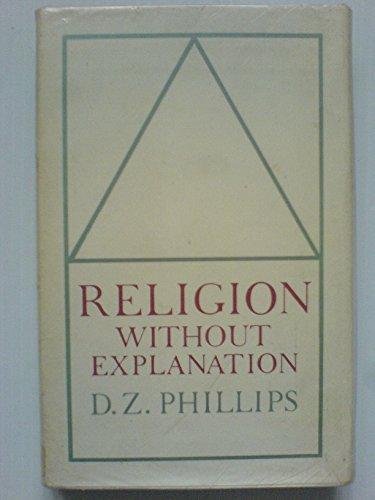 9780631171003: Religion without Explanation