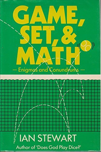 9780631171140: Game, Set, and Math: Enigmas and Conundrums