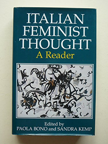 9780631171157: Italian Feminist Thought: A Reader