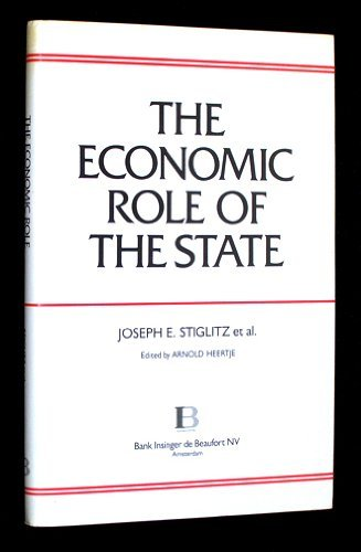 9780631171355: The Economic Role of the State