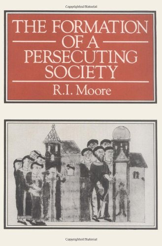 9780631171454: The Formation of a Persecuting Society: Power and Deviance in Western Europe, 950-1250