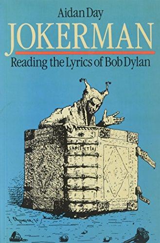 9780631172451: Jokerman: Reading the Lyrics of Bob Dylan