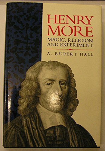 9780631172956: Henry More: Magic, Religion and Experiment (Cambridge Science Biographies)