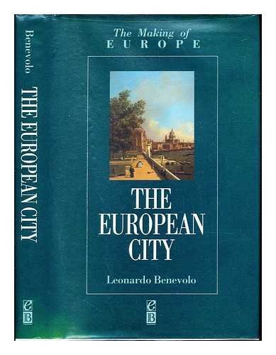 9780631173021: The European City (Making of Europe)