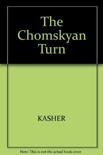 9780631173366: The Chomskyan Turn