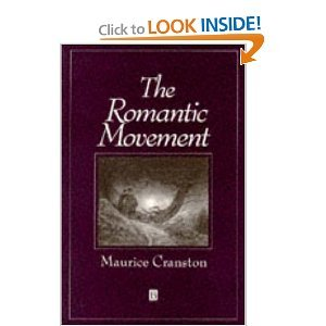 9780631173991: The Romantic Movement (Making of Europe)