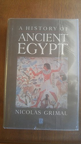 9780631174721: A History of Ancient Egypt