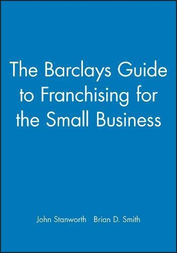 9780631174981: The Barclays Guide to Franchising for the Small Business (Developmental Management)