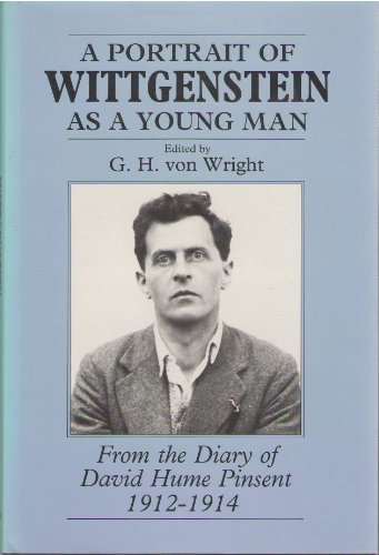 9780631175117: A Portrait of Wittgenstein as a Young Man: From the Diary of David Hume Pinsent 1912-1914