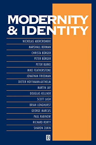 9780631175865: Modernity and Identity