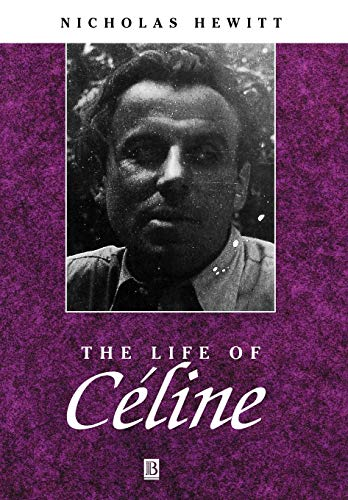 9780631176152: Life of Celine: A Critical Biography (Blackwell Critical Biographies)