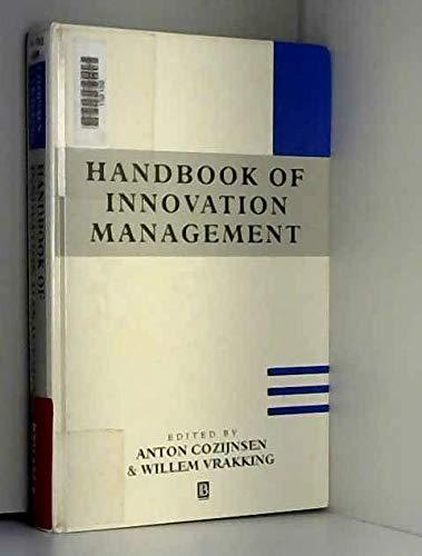 9780631176169: Handbook of Innovation Management
