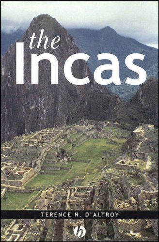 9780631176770: The Incas (Peoples of America)