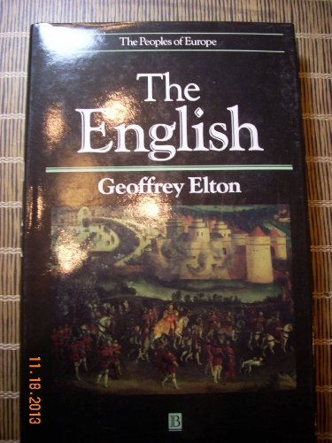 9780631176817: The English (The Peoples of Europe)