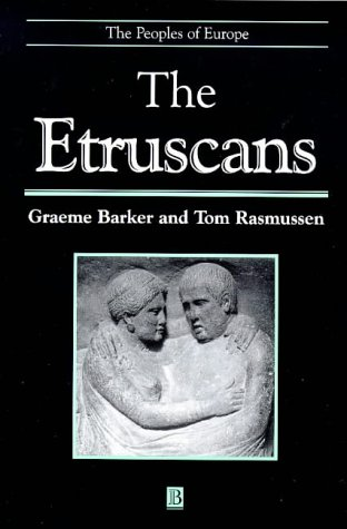 9780631177159: The Etruscans (Peoples of Europe)