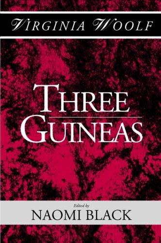 9780631177241: Three Guineas