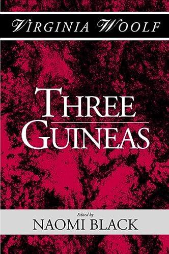 9780631177241: Three Guineas (Shakespeare Head Press Edition of Virginia Woolf)