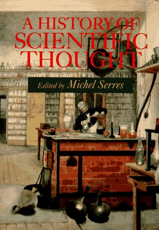 9780631177395: A History of Scientific Thought: Elements of a HIstory of Science